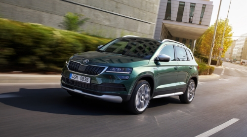 Private Lease Skoda